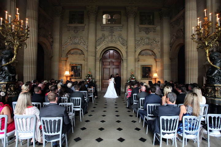 Duncombe Park Wedding Photography