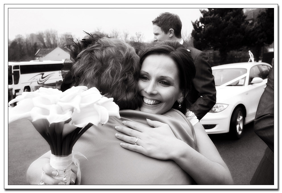 congratulation to the bride