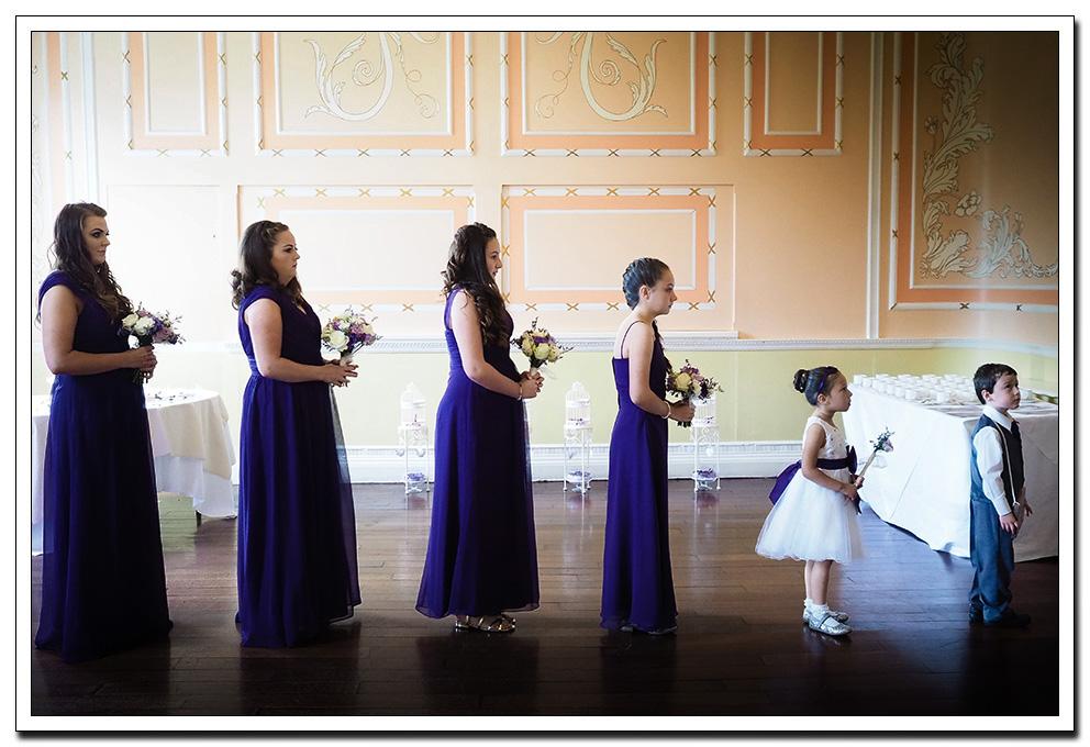 wedding photographer at rowton castle