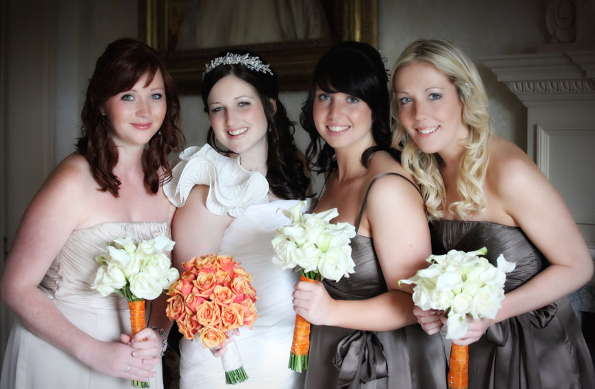 wedding photography at Duncombe Park
