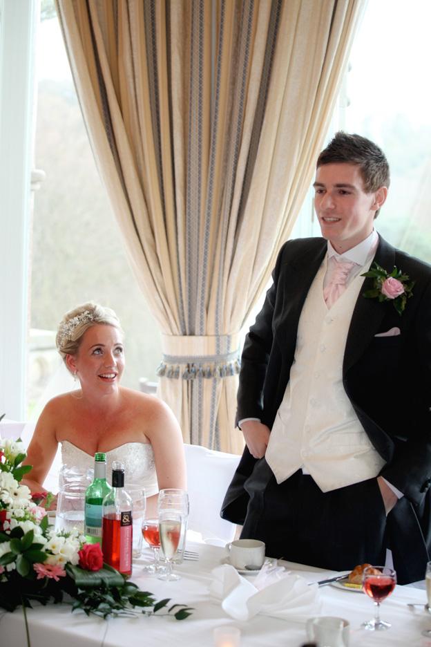 wedding at rushpool hall