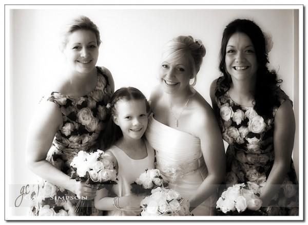 whitby wedding at raithwaite hall