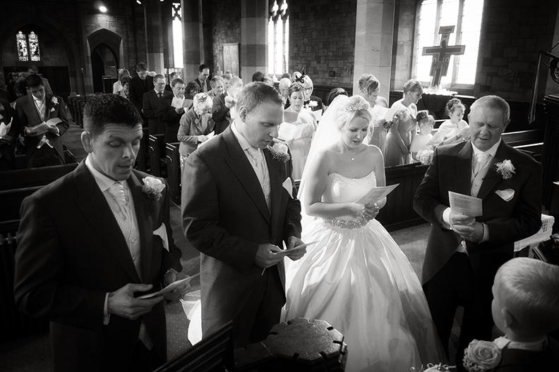 Grinkle Park Wedding - Kirsty & James