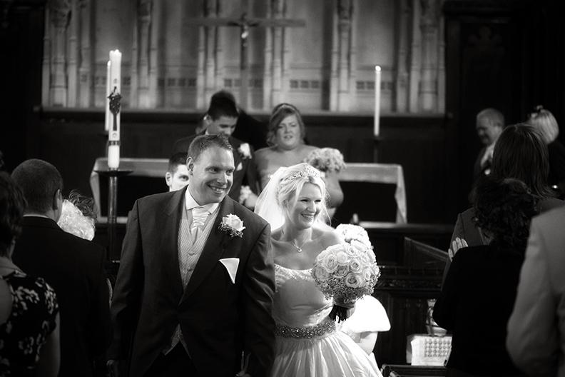 Wedding at Grinkle Park - Kirsty & James