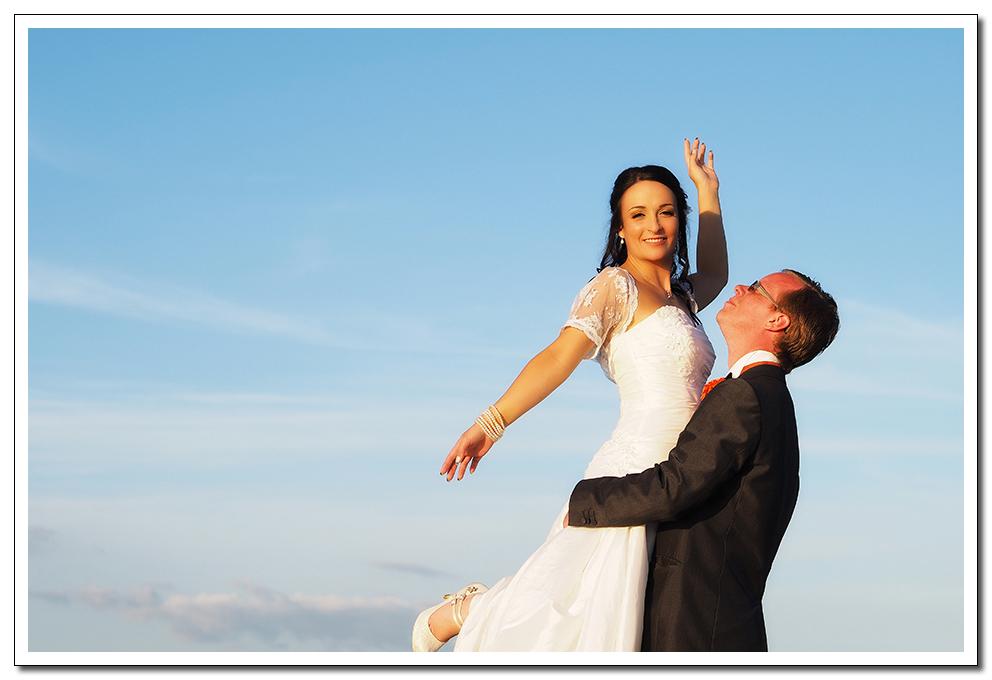 Summer wedding at Crossbutts Stables, Whitby
