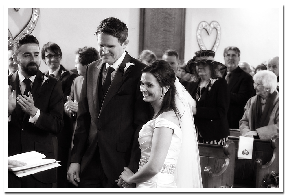documentary wedding photography in north yorkshire