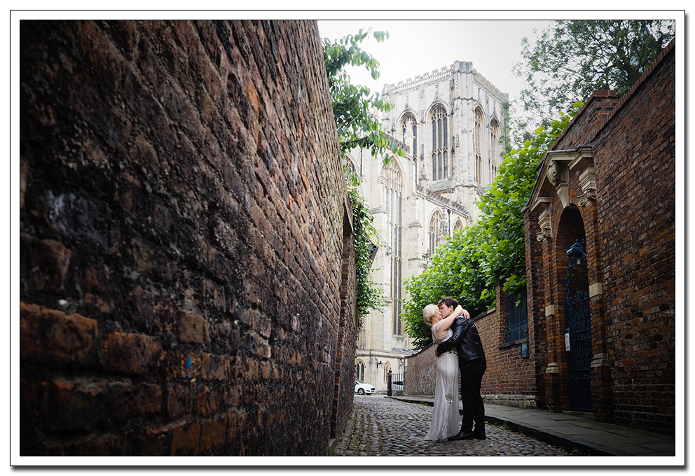 Grays Court Wedding, York