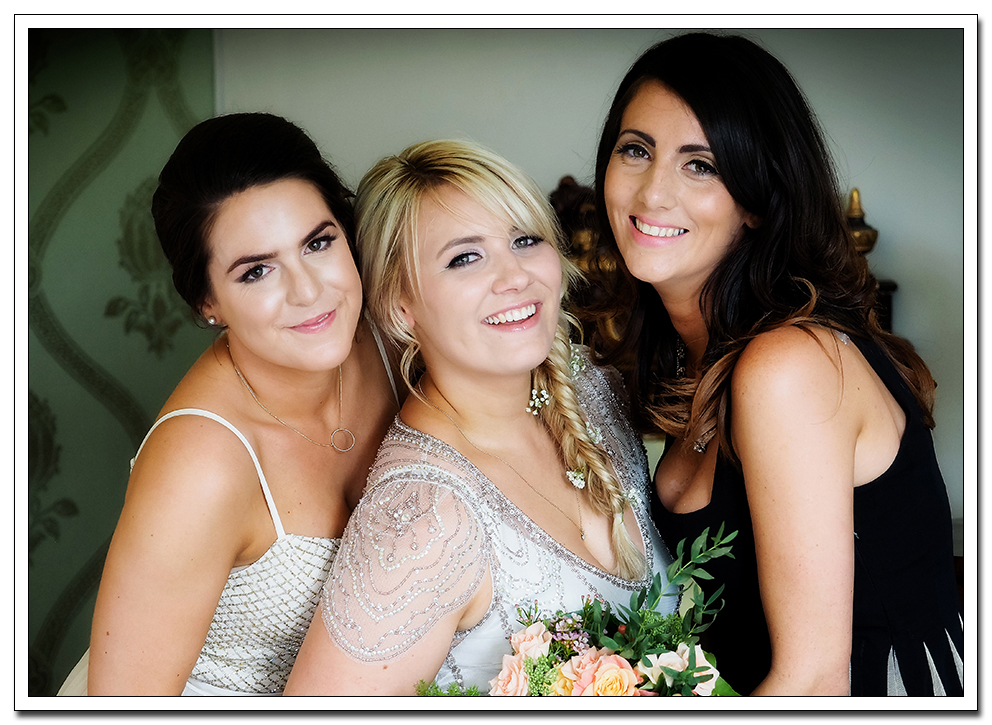 wedding at Grays Court, York