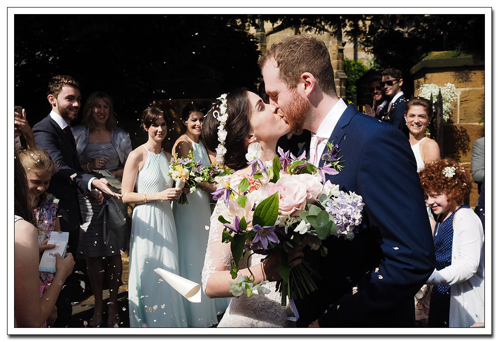wedding photographer in osmotherley, north yorkshire