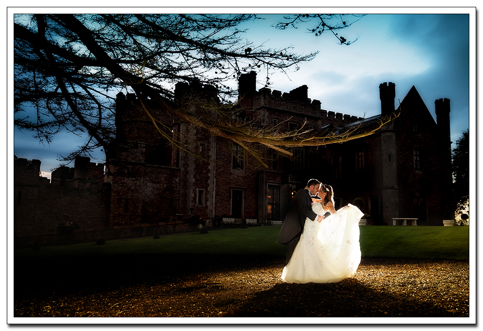 Rowton Castle Wedding, Shrewsbury