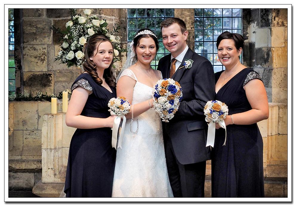 Hospitium wedding