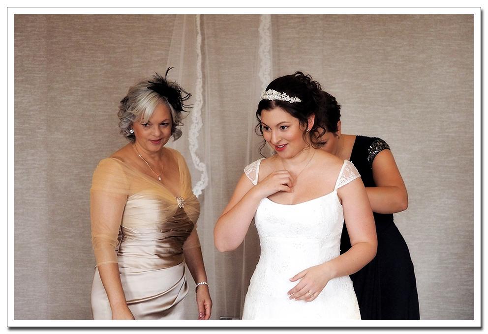 wedding at the hospitium in York