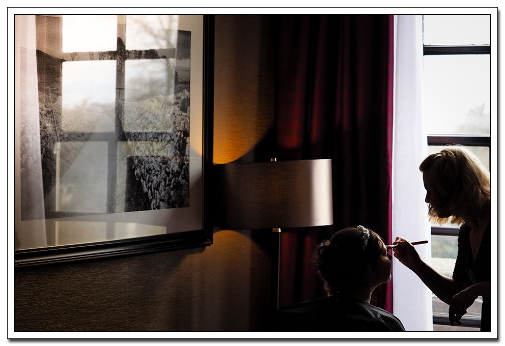 wedding photography at the Hospitium in York
