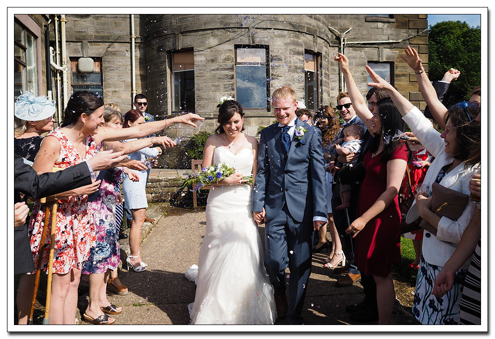 Ravenhall Wedding Photography, Scarborough