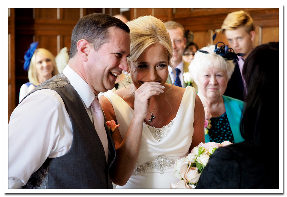 wedding photography at cranage hall