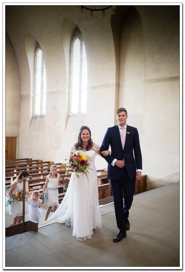 Ampleforth abbey wedding