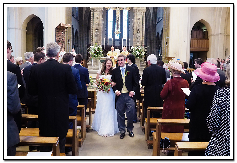 ampleforth abbey wedding photographer