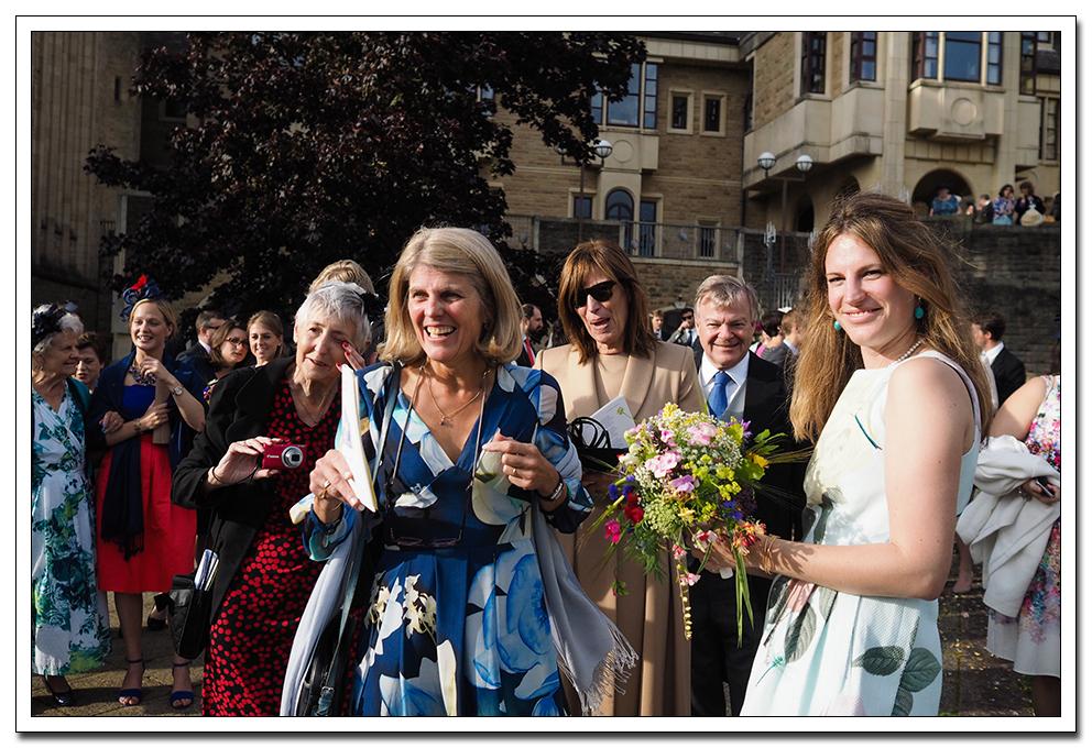 north yorkshire wedding photographer - ampleforth abbey