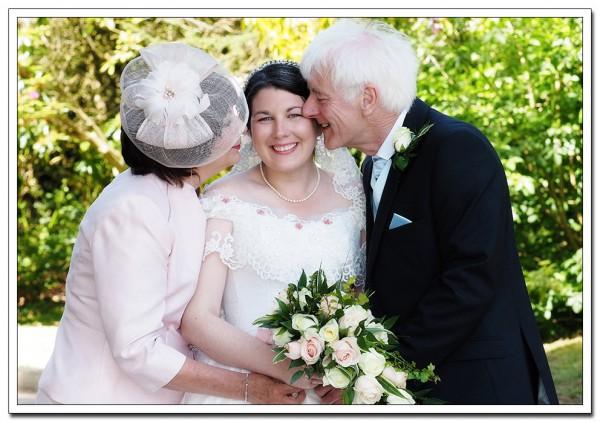 a wedding at grinkle park