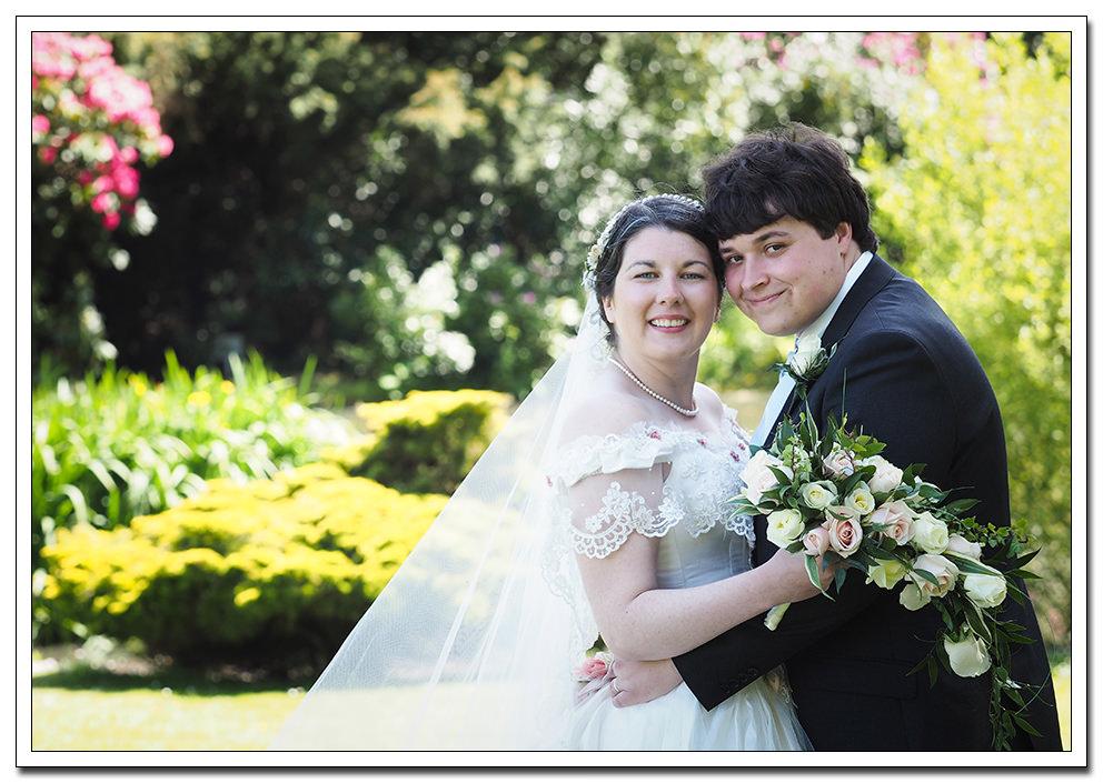 a grinkle park wedding