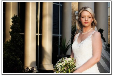 wedding at the mecure, york