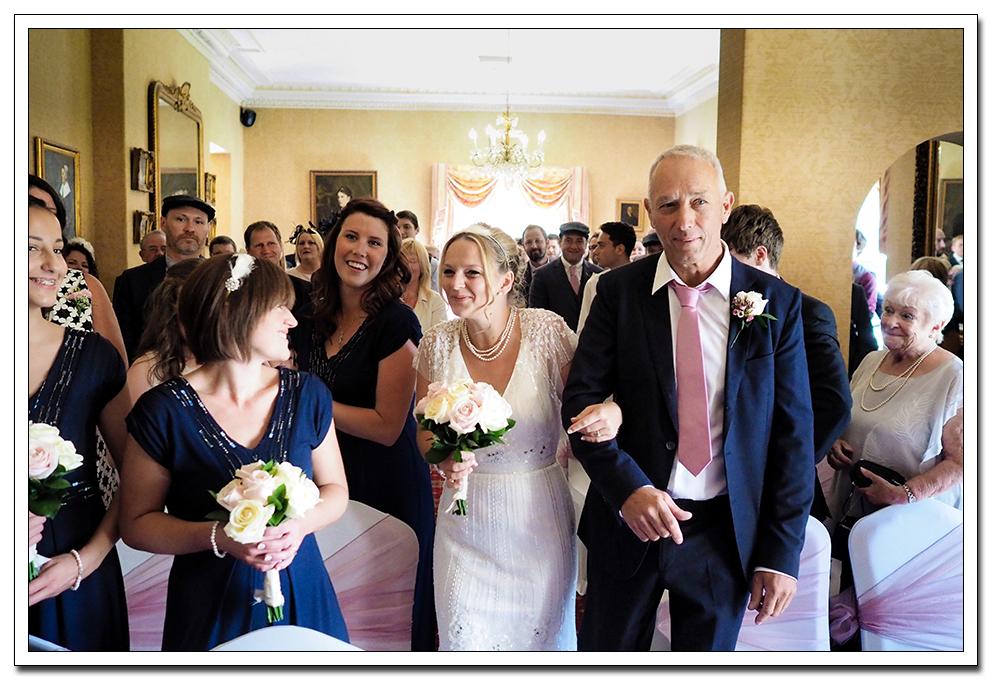 hackness grange wedding