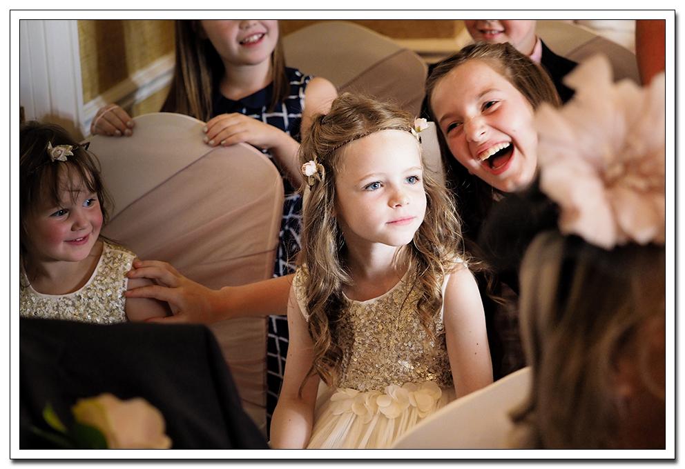 wedding at hackness grange