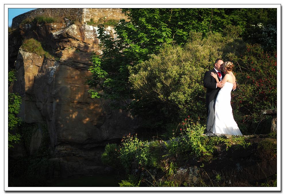 summer wedding at ravenhall