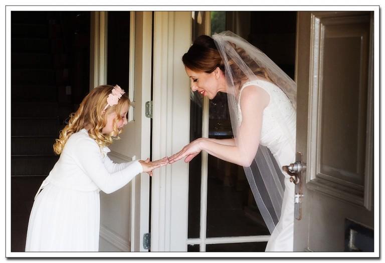 wedding at raithwaite hall