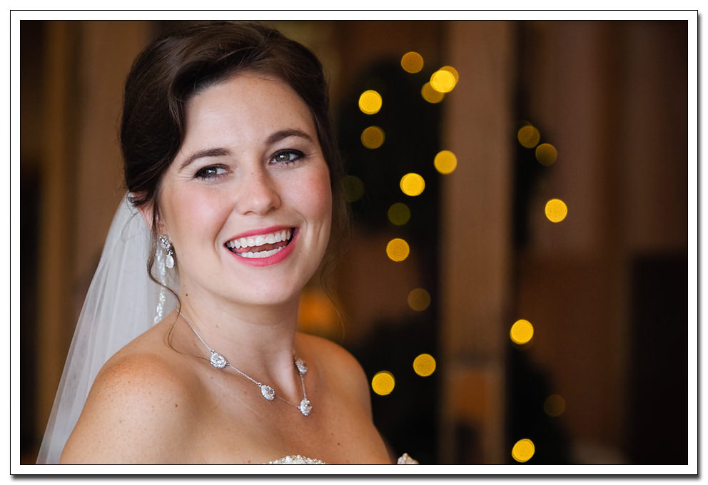 bridal portrait - bridlington wedding photography