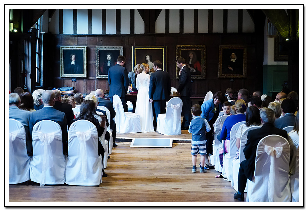 merchant adventurers hall wedding