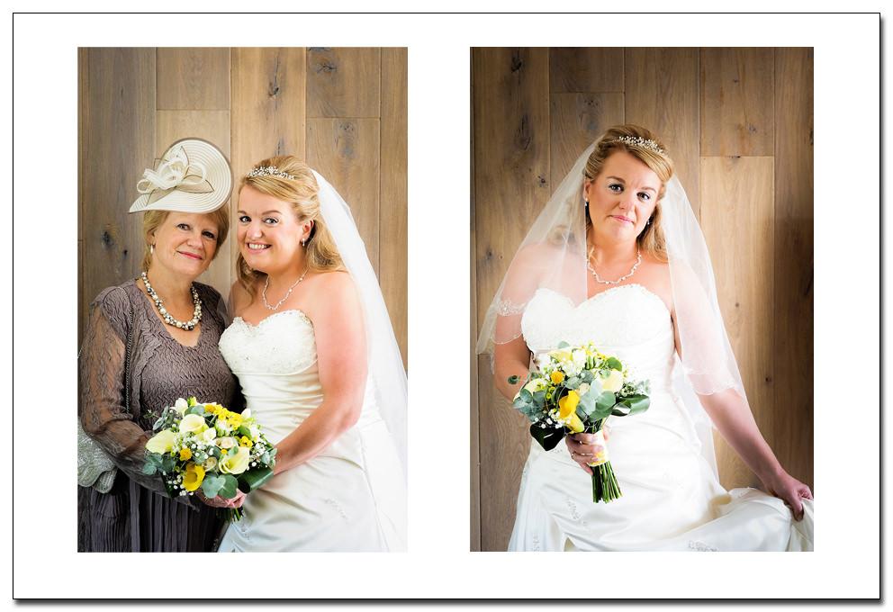 bridal prep at raithwaite hall