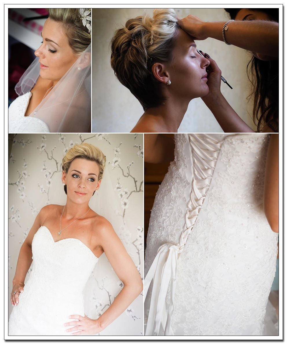 bridal preparation - oxpasture hall