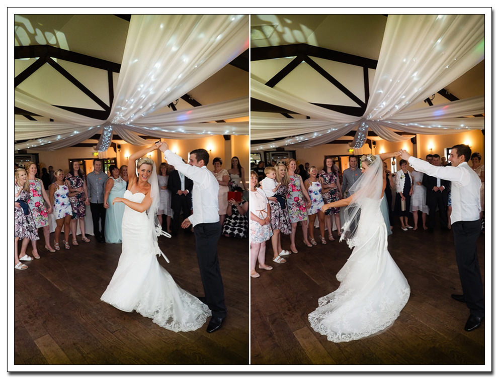 oxpasture hall - first dance