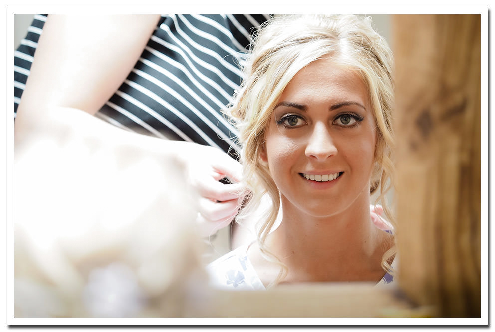 bridal preparation , oxpasture hall