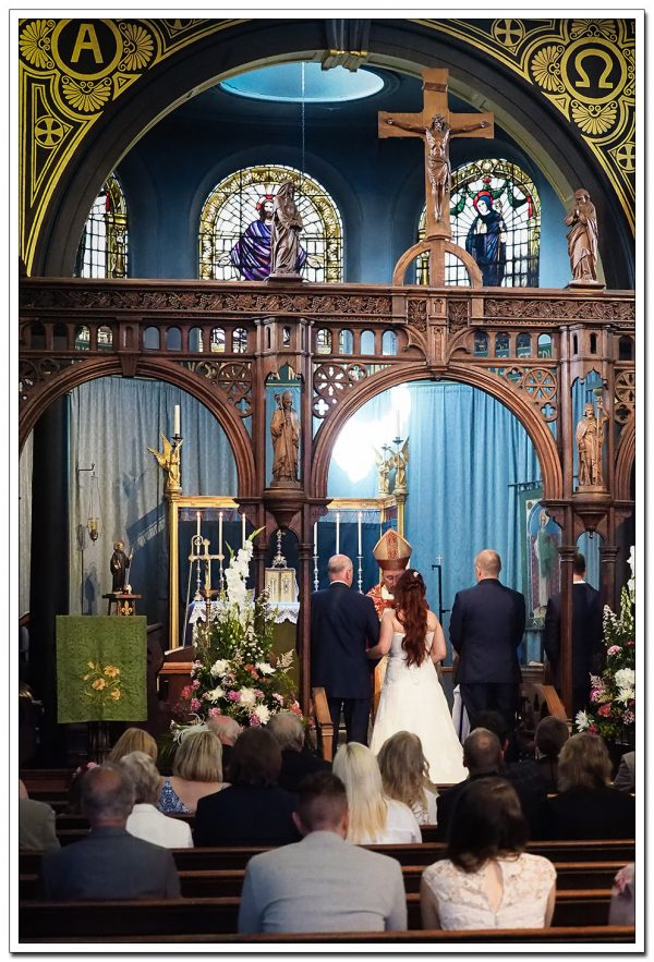 St ninnians wedding ceremony