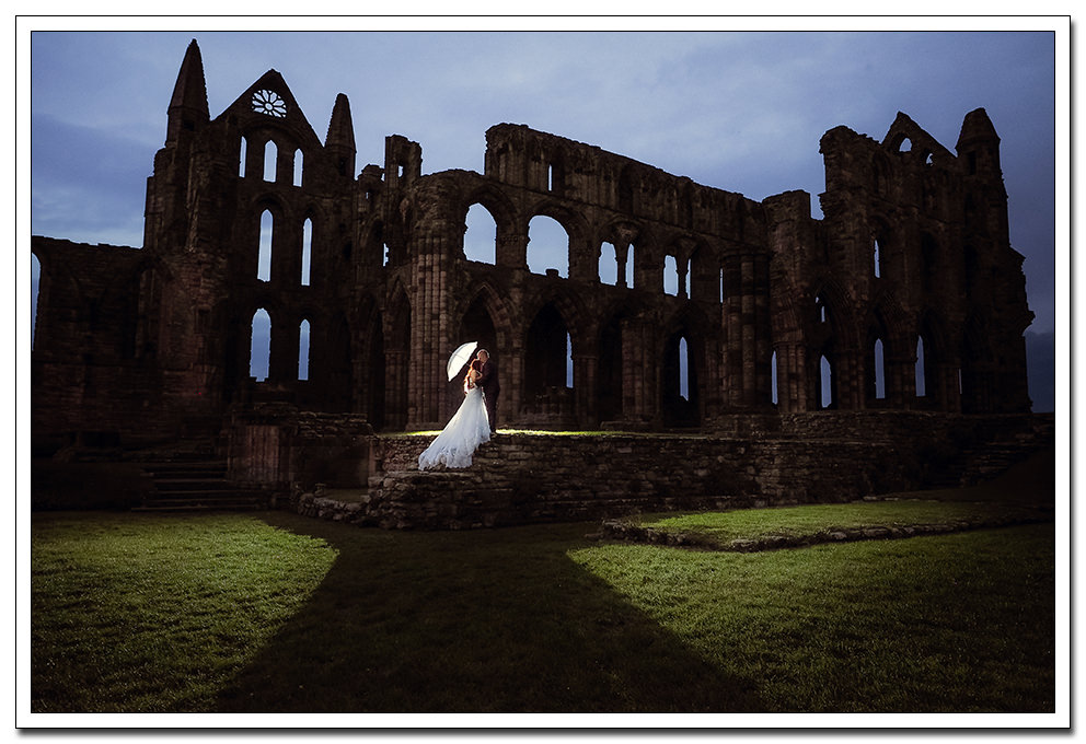 whitby abbey wedding