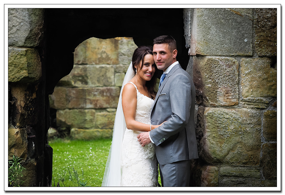 danby castle wedding