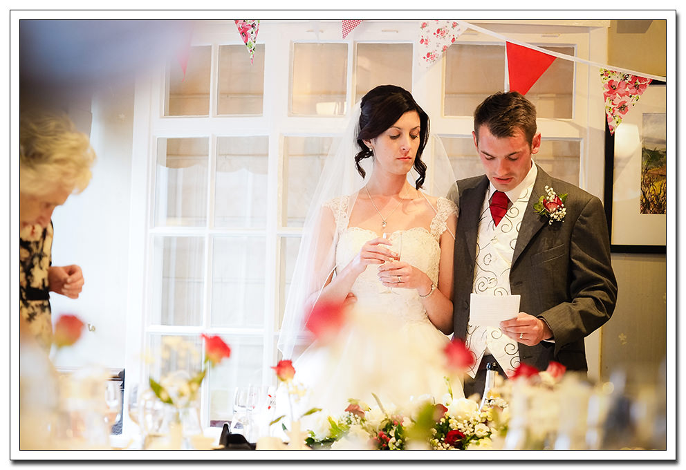 ellerby hotel - wedding speeches