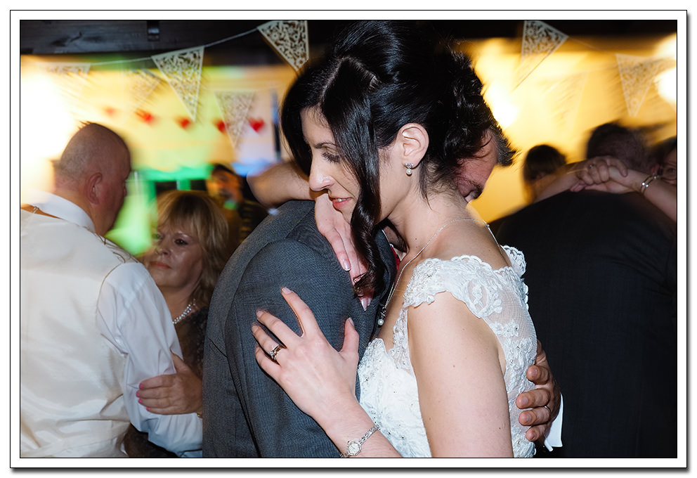 first dance at the ellerby hotel