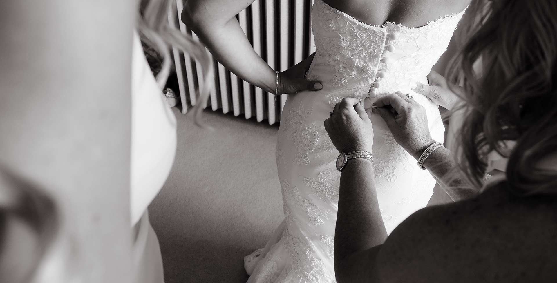 hornington manor wedding. bridal preparation - north yorkshire wedding photographer