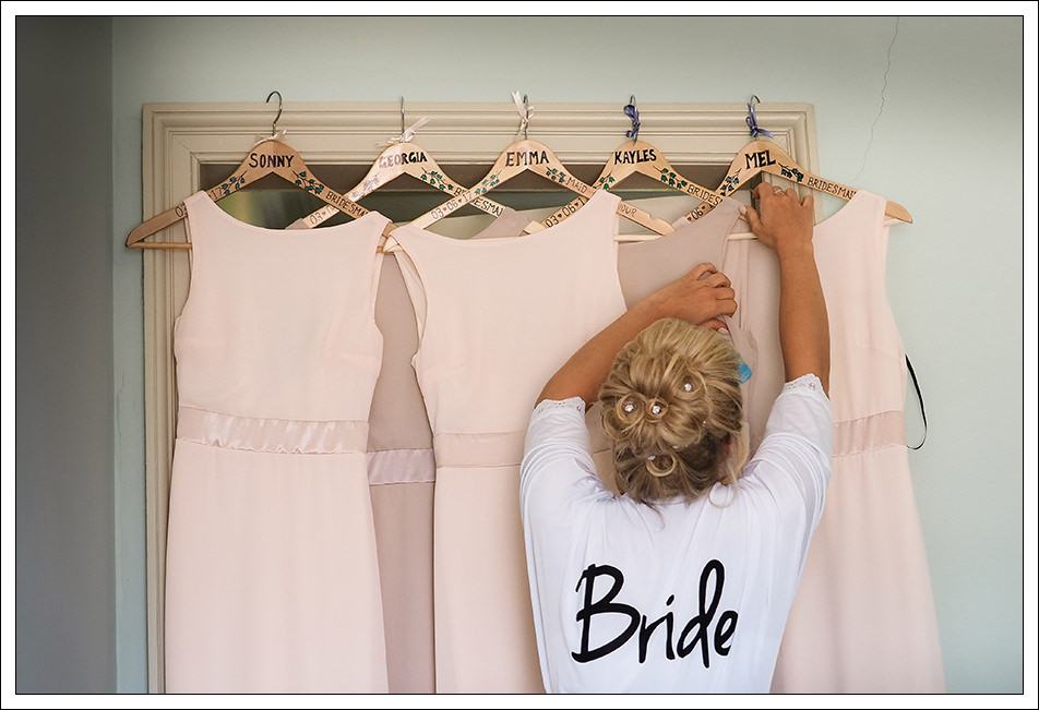 bride preparation at hornington manor near york