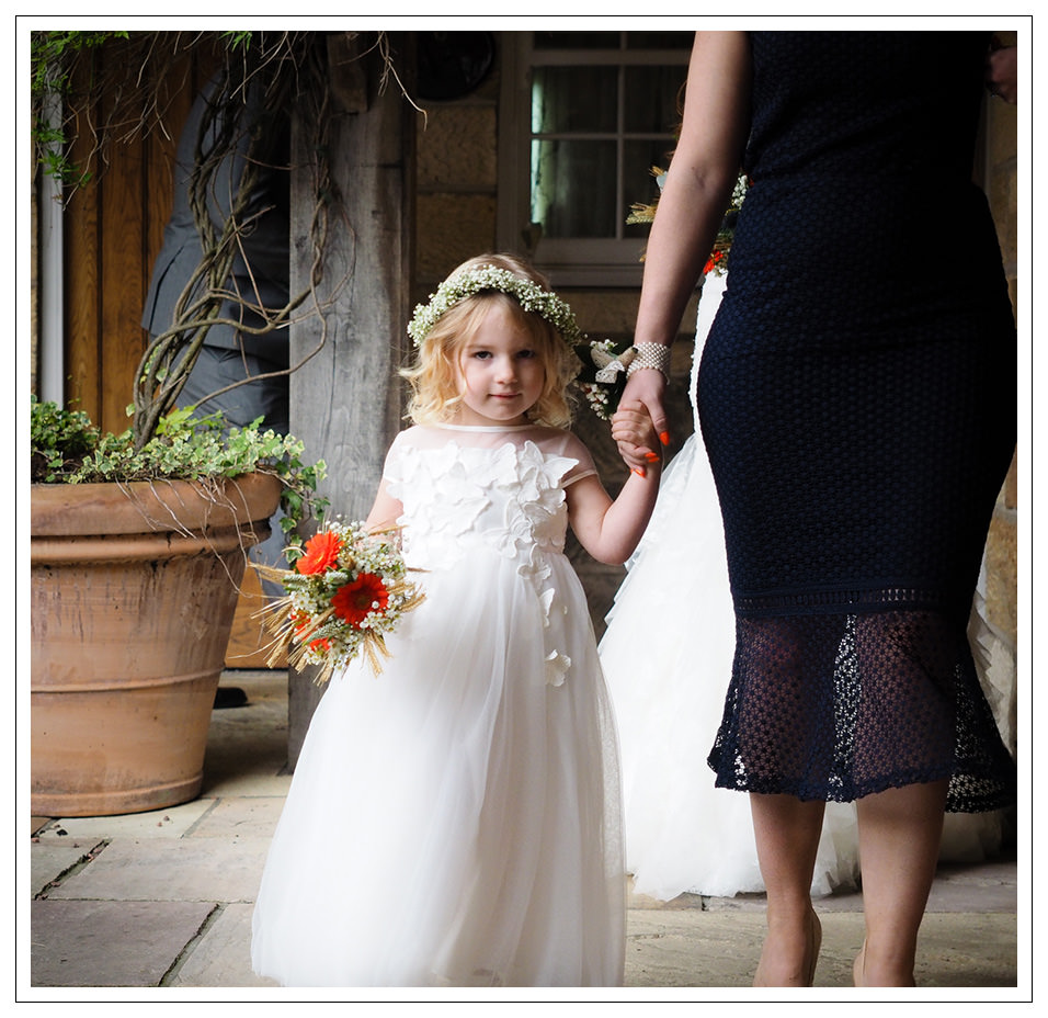 flowergirl at crossbutts
