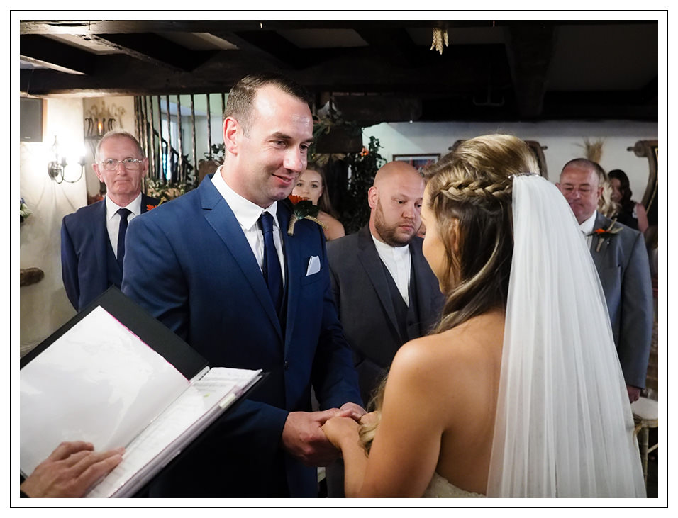 the wedding vows at crossbutts in whitby