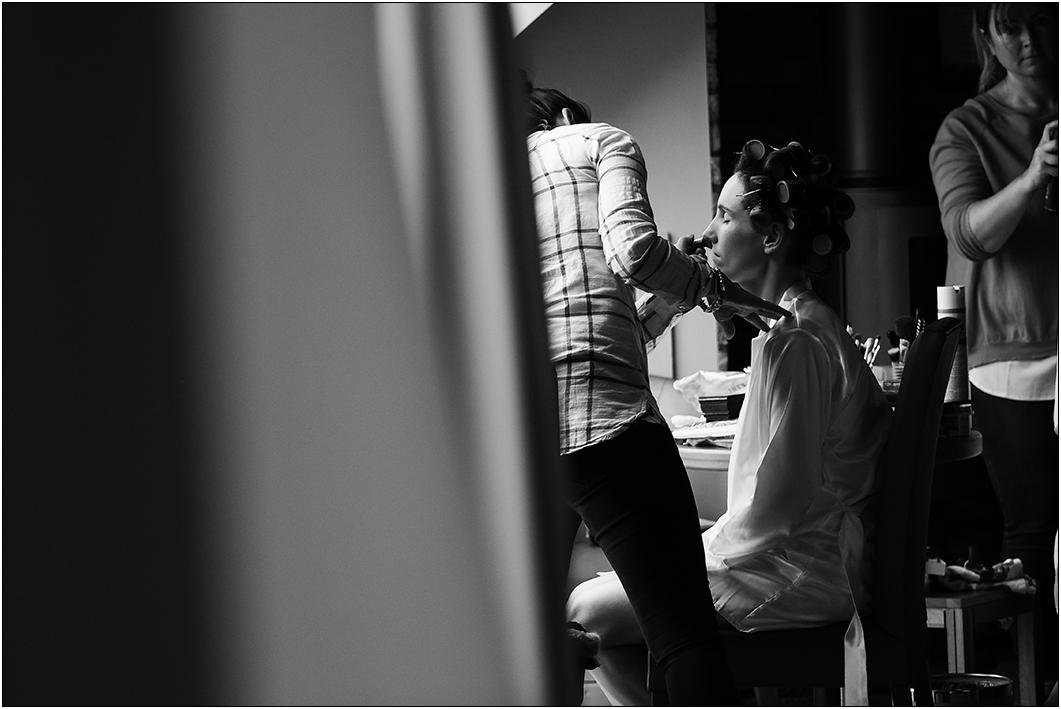 christabel preparing for her wedding at raven hall