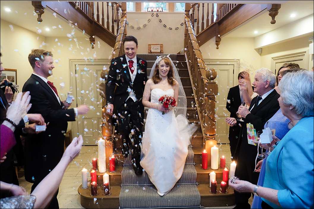 Raithwaite Hall Wedding – Christina & Joel